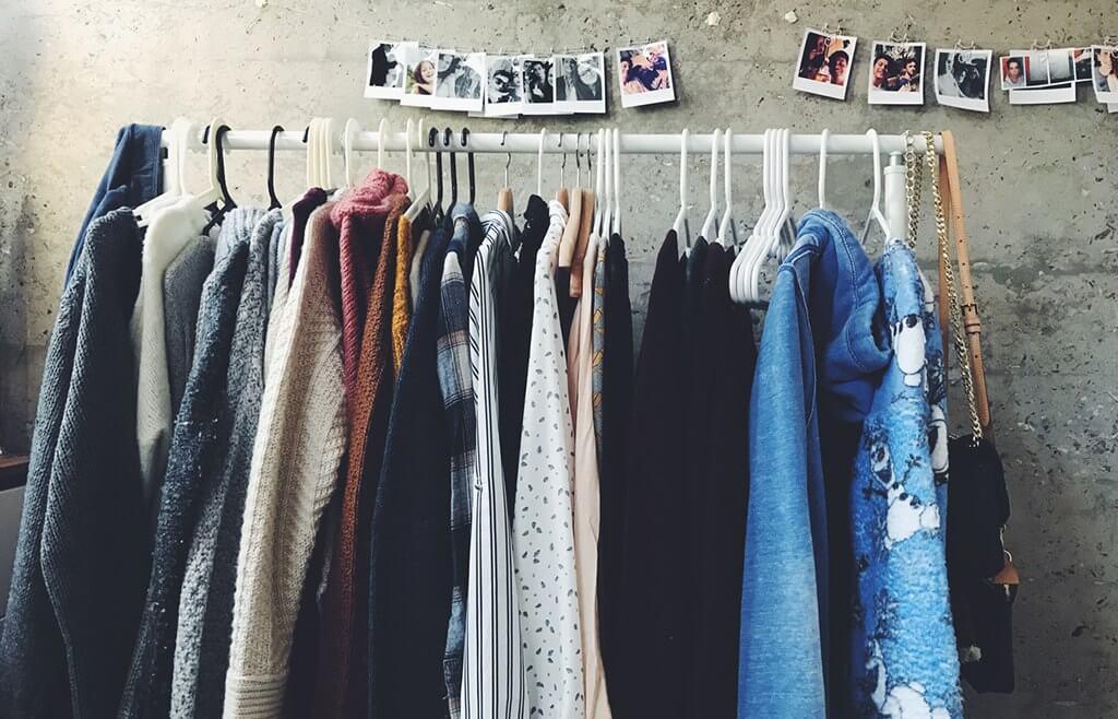 Porządek w garderobie