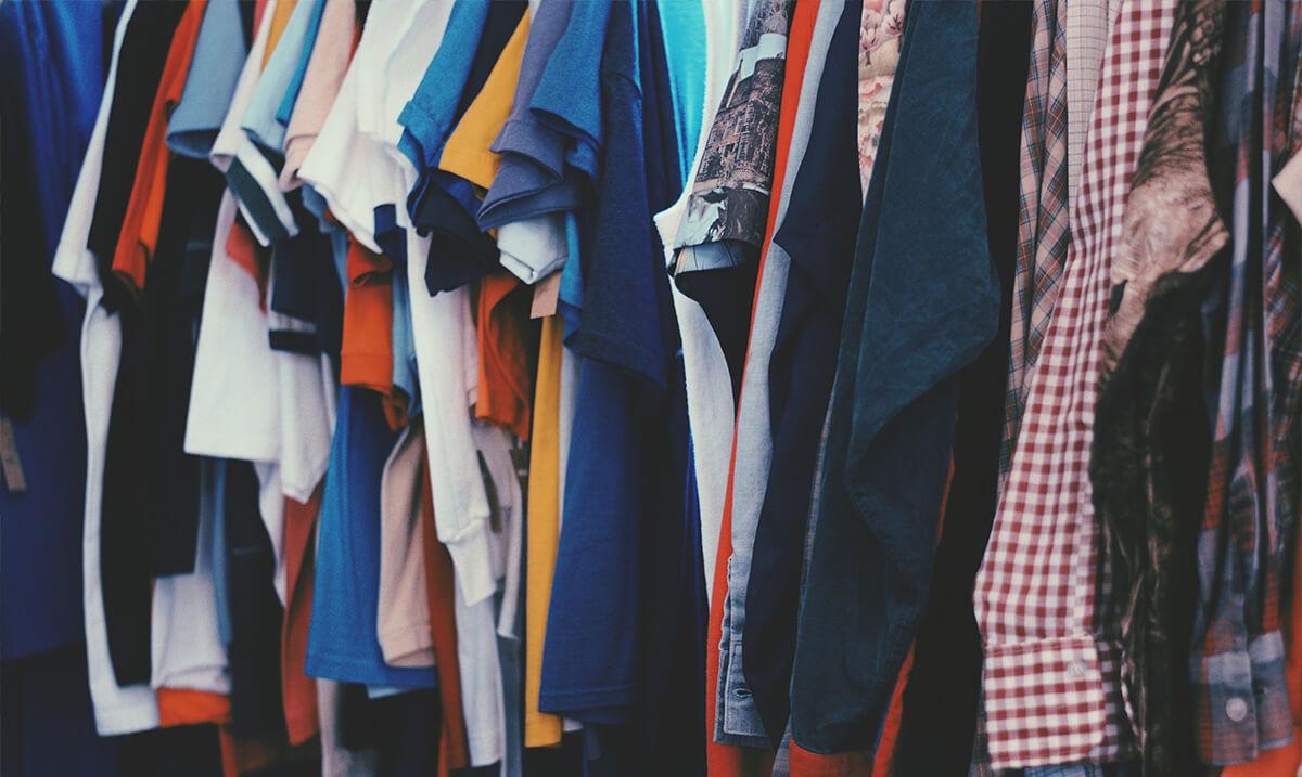 Ubrania letnie