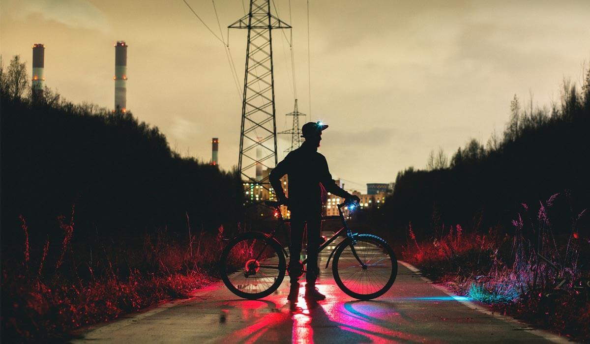 Sprzęt i akcesoria rowerowe